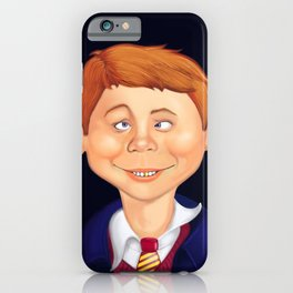 Alfred E. Neuman iPhone Case