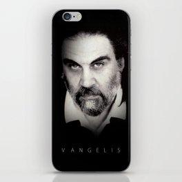 Vangelis iPhone Skin