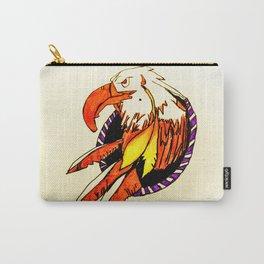 Eagle Dreamcatcher Carry-All Pouch