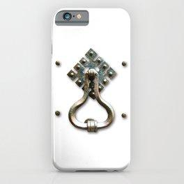 Firenze | Door Knocker Series iPhone Case