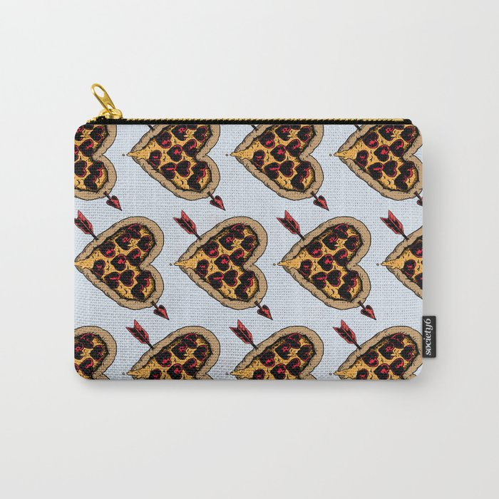 Pizza Love Carry-All Pouch