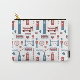 I love London Carry-All Pouch