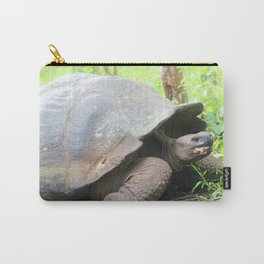 Turtley Turtle (Lonesome George) Carry-All Pouch