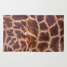 Giraffe Fur Rug