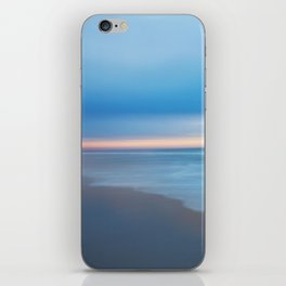 Painted Beach 2 iPhone Skin