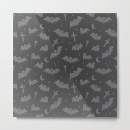 Bats Metal Print