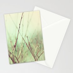 abstract nature°1 - vintage Stationery Cards