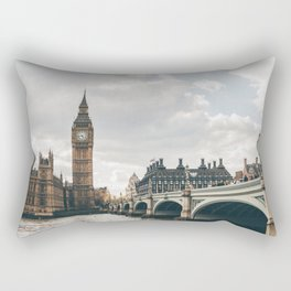 LONDON CITY BIG BEN XXII Rectangular Pillow