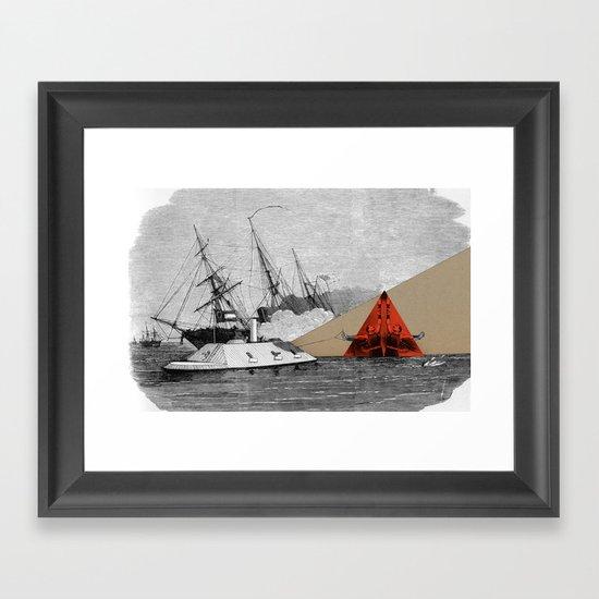 The CSS Sensational Framed Art Print