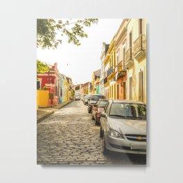 Olinda Street Metal Print