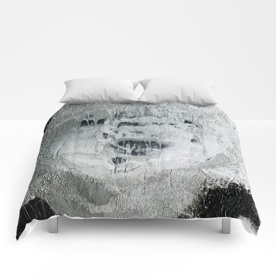 face texture white Comforters