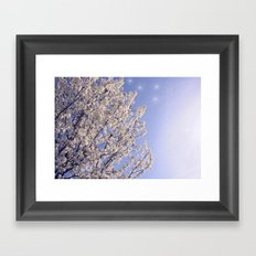 Wonderful Things Framed Art Print