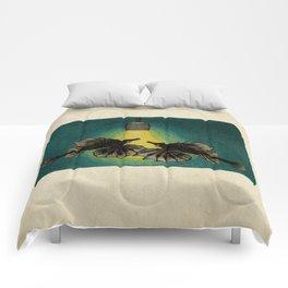 Sea Moths Comforters