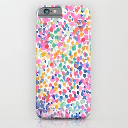 Lighthearted (Pastel) iPhone Case