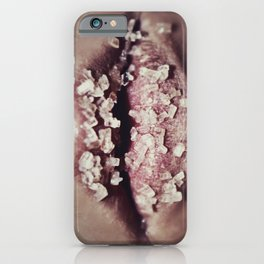 GIMME SOME SUGAR, BABY iPhone Case