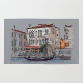 Evening in Italy Rug