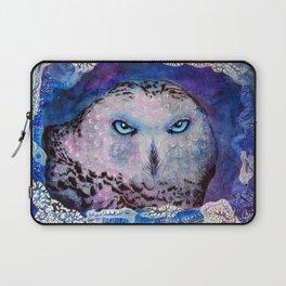 Ole Blue Eyes Laptop Sleeve