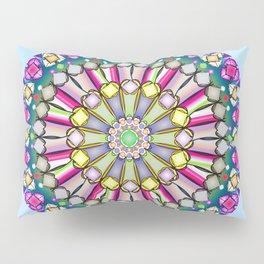 Geometric GG Pillow Sham