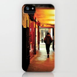 Players wanted iPhone Case