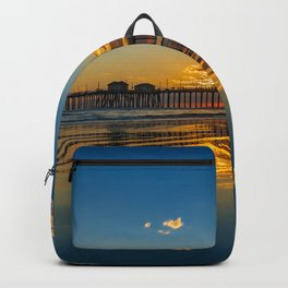 The Sky on the Sand Backpack