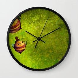 bee unique  Wall Clock