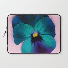 Viola tricolor Laptop Sleeve