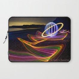 SATURN SURFING Laptop Sleeve