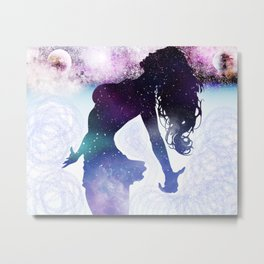 The universe inside Metal Print