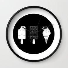 ice-cream  Wall Clock