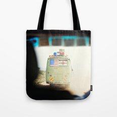 on the road::kenya Tote Bag
