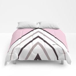COLOUR COUPLES DUSTY ROSE Comforters