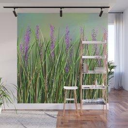 Lavenders Wall Mural