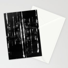 Diving into the Wreck Abstraction Stationery Cards