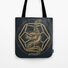 SACRED SERPENT Tote Bag