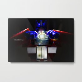 Light Our Darkest Hour Metal Print