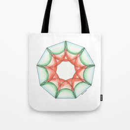 Freedom from Mental Negativity Tote Bag