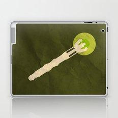 Minimalist Sonic Screwdriver Laptop & iPad Skin