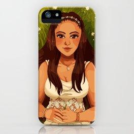 Delicate Summer iPhone Case