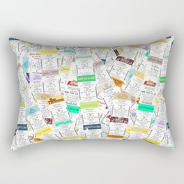 Fastpass Rectangular Pillow