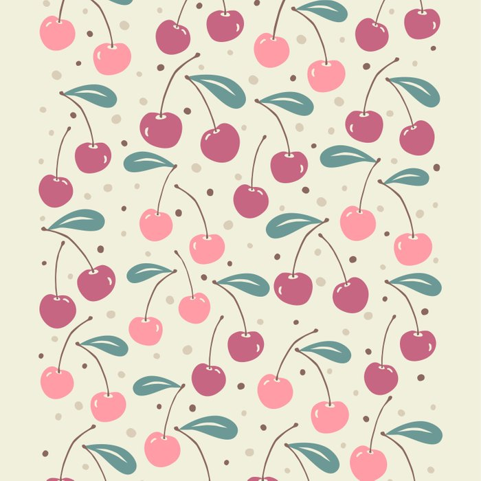 Cherry Delight Comforters