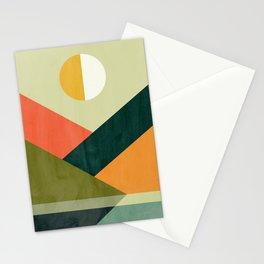 Hidden shore Stationery Cards