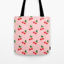 Cherry Bon Bon Tote Bag