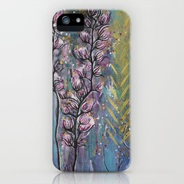Seeds of Loving Spirit iPhone Case