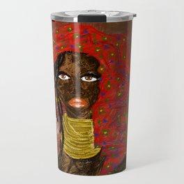 LA MUJER AFRICANA Travel Mug