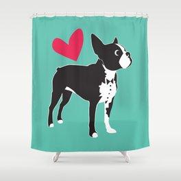 Puppy Love Shower Curtain