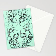 Squirrel Swirl Stationery Cards