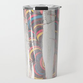 See Through Color Travel Mug