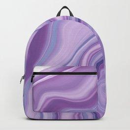Liquid Unicorn Agate Dream #1 #pastel #decor #art #society6 Backpack