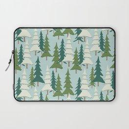 Winter Pines Laptop Sleeve