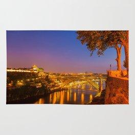 Porto Portugal Rug